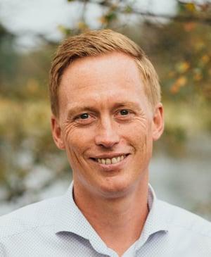 Jon-Inge Heldal daglig leder i parkett.no