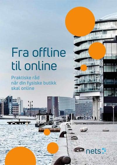 NO Fra offline til online - Forside bilde