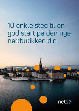 NO 10 enkle steg til en god start-low