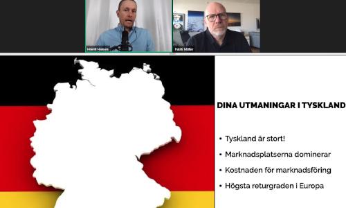 Selg til Tyskland på nettet 01