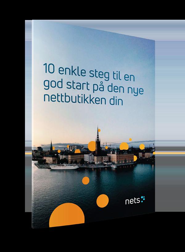 E-bog - 10 trin til at starte en ny webshop_no