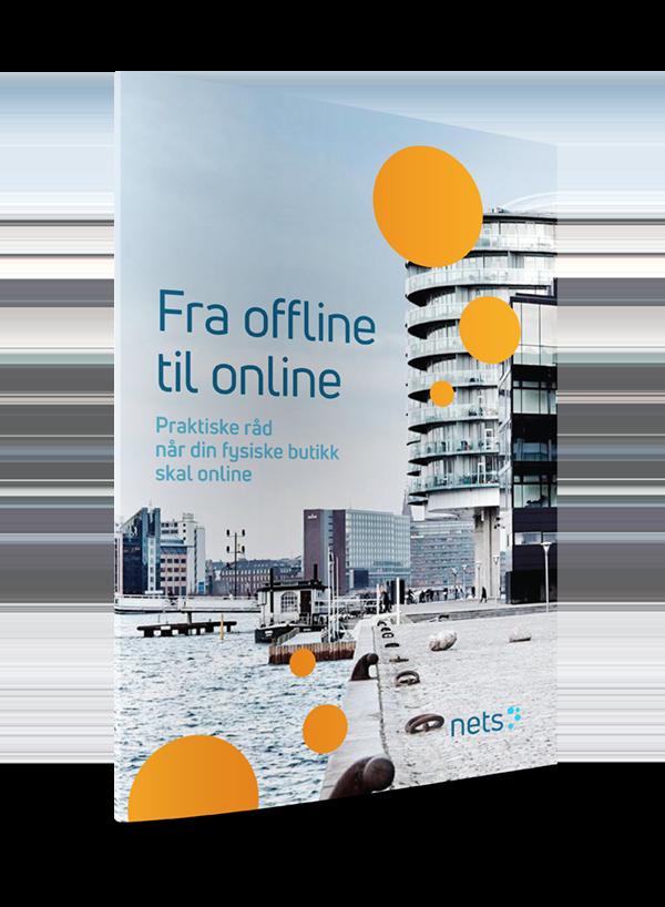 E-bog - Fra offline til online (NO)